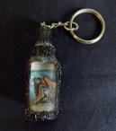 "Protection-USA/Mexico-Roman Catholic-Plastic with metal-2"" long"