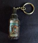 "Protection-USA/Mexico-Roman Catholic-Plastic with metal-2"" long"