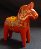 Dala (Traditional painted horse)