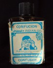 Bottle of Indian oil