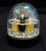 Vampire Snow Globe