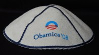 Refers to Obama's Presidential candidacy-2008