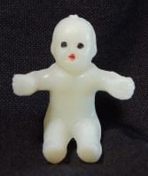 Miniature baby doll