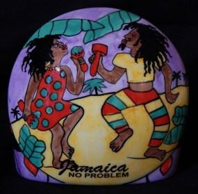 Decorated souvenir