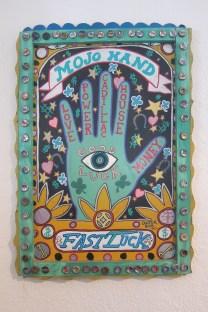 Mojo Painting by Dr. Bob