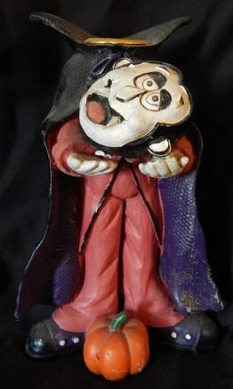 "Halloween decoration-USA-Halloween celebrants-Plastic/paint-5 1/2"" tall"
