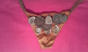 Part of the gypsy act costume.