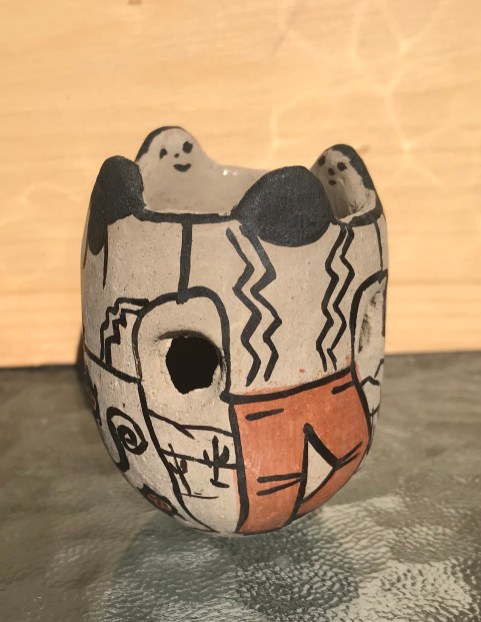 Friendship Pot-By the Angela family, Tohono O'odham Nation, southern Arizona, c. 2010.