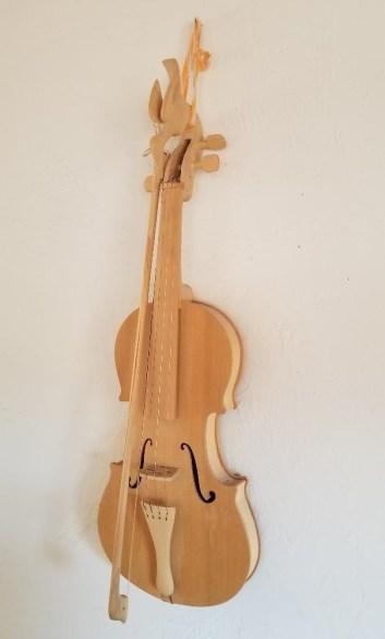 Tarahumara Violin