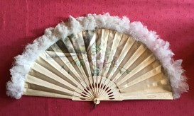 LATE 19th CENTURY HAND FAN