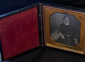 See the Youtube video below for information on the history of the daguerreotype. Curtesy of Eastman Kodak.