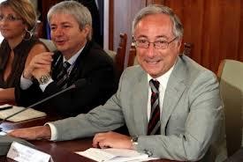 Il Ministro Patroni Griffi con il Capo Dip. Naddeo
