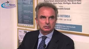 Il Vice Segretario Generale,, avv. Pierluigi Di Palma