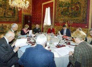 Il CSD riunito al Quirinale il 19 marzo