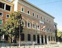 Il Ministero della Giustizia in via Arenula