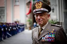 Il nuovo Capo di SMD, gen. CA Claudio Graziano