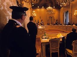 Udienza in Corte Costituzionale