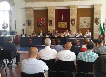 L'incontro a Taranto della Ministra con le OO.SS.-RSU di appena cinque minuti.