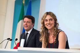 Renzi & Madia: ed hanno pure il coraggio di sorridere....