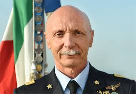 Il gen S.A. Enzo Vecciarelli, Capo di SMA