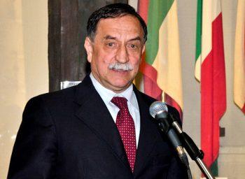 Il Sottosegretario di Stato alla Difesa, on. Domenico Rossi