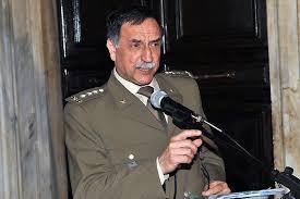 Il Sottosegretario D. Rossi, già gen. di CA dell'Esercito ed ex Presidente COCER