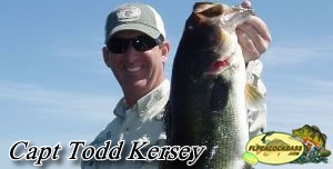 Capt Todd - Florida Peacock bass fishing guides