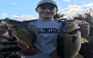 Gold Gate Canal Naples Florida Multi-Species Bass Fishing
