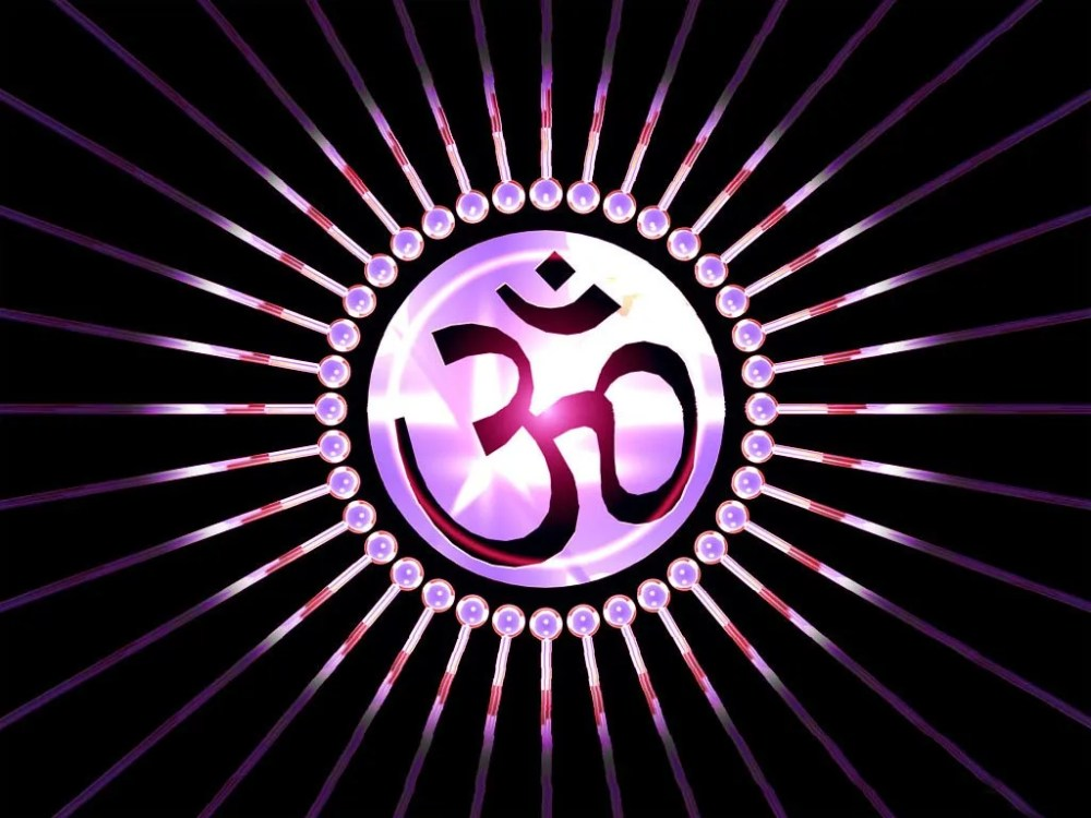 How do we chant Om?