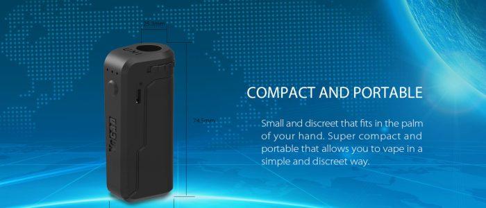 Yocan Uni Universal Mod for 510 Cartridge
