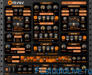HyperSynth Oresus 1.2 для FL Studio