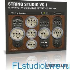 Скачать VST плагин — String Studio VS-1 для FL Studio