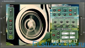 Скачать VST эффект — Bass Booster VST V1.2 для FL Studio