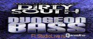 Cкачать пакет - Quake Audio - Dirty South Dungeon Bass 2 - для FL Studio