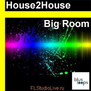 Busloops House2House: Big Room WAV