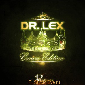 пакет лупов Pound Audio - Dr Lex Crown Edition - для FLStudio