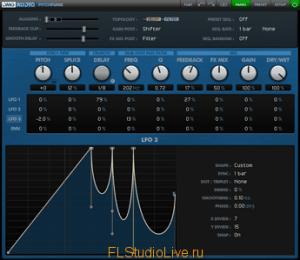 Инструмент DMGAudio Pitchfunk VST - для FL Studio