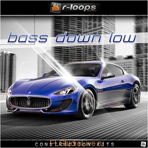 Комплект лупов r-loops - Bass Down Low Loops - для FL Studio