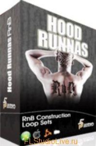 Набор лупов - P5Audio Hood Runnas RnB Edition - для FL Studio