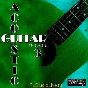Лупы и сэмплы Acoustic Melodiez - Acoustic Guitar Themes 3 FL Studio