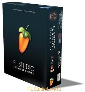 Скачать Image-Line FL Studio v10.9.0 PB Inc. Patch