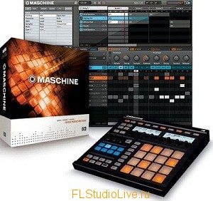 Native Instruments Maschine v1.8.2