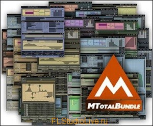 Плагины VST - MeldaProduction MTotalBundle v7.06 - для FL Studio