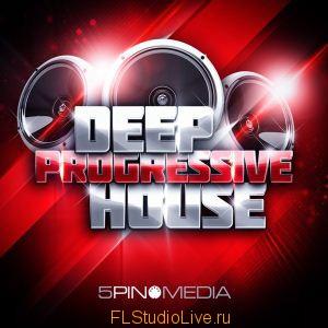 Библиотека сэмплов и лупов для FL Studio 5Pin Media Deep Progressive House