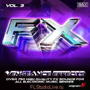 Скачать сэмплы для FL Studio reFX Vengeance Effects vol.3