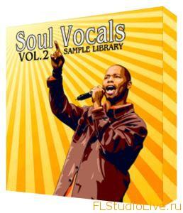 Коллекция вокальных сэмплов Gotchanoddin Soul Vocals Vol 2 WAV для FL Studio 10
