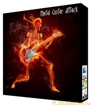 Сэмплы Wide Range Electric Metal Guitar Attack для FL Studio 10