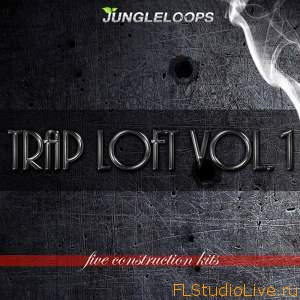 Скачать сэмплы для FL Studio Jungle Loops Trap Loft Vol 1