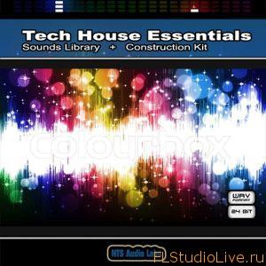 NTS Audio Labs Tech House Essentials WAV