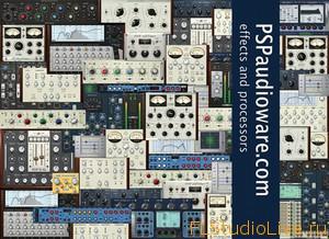 Пакет VST плагинов PSPaudioware для FL Studio 11